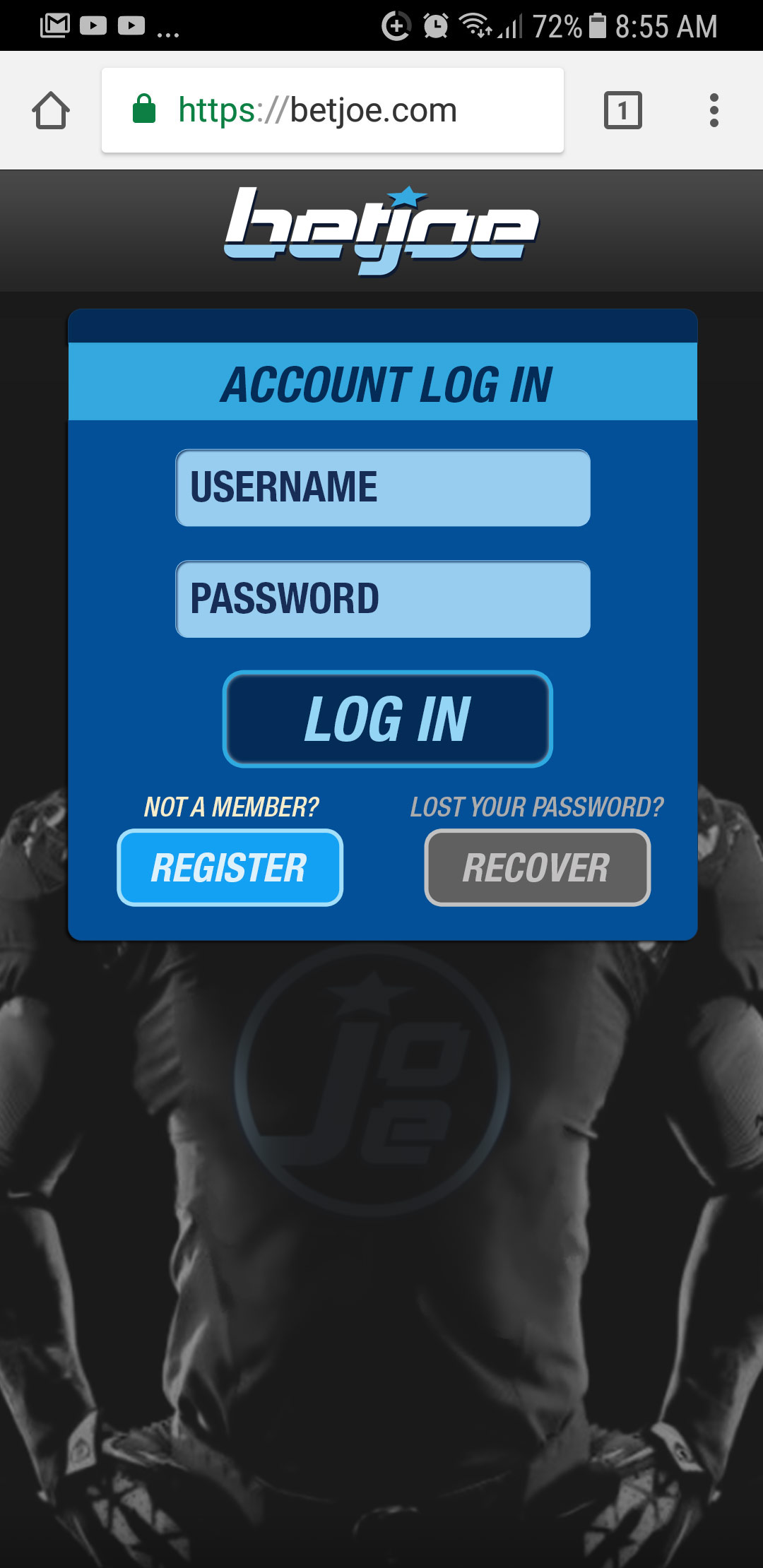 BetJOE-LOGIN-mobile