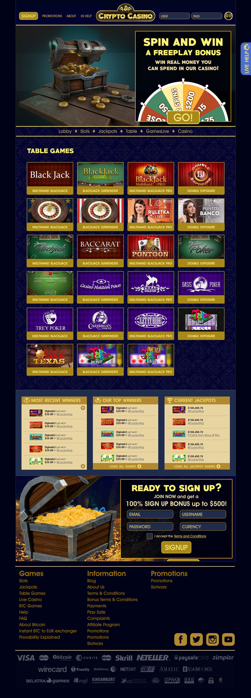 crypto-casino